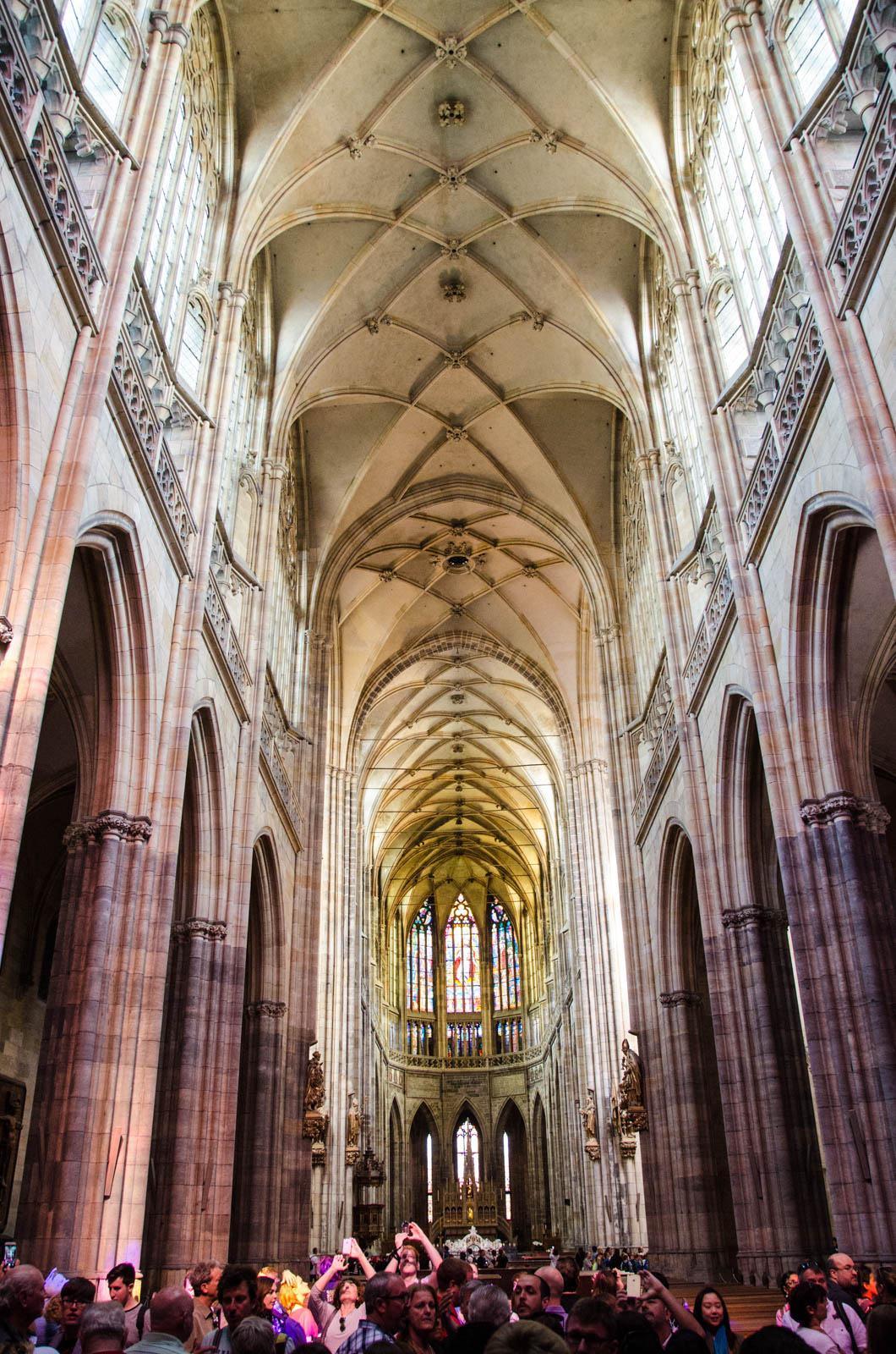 Cattedrale di san vito di praga biglietti e orari vivi for Cosa e esterno